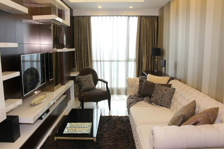cozy modern in casa grande with nice view - Tebet - Apartment
