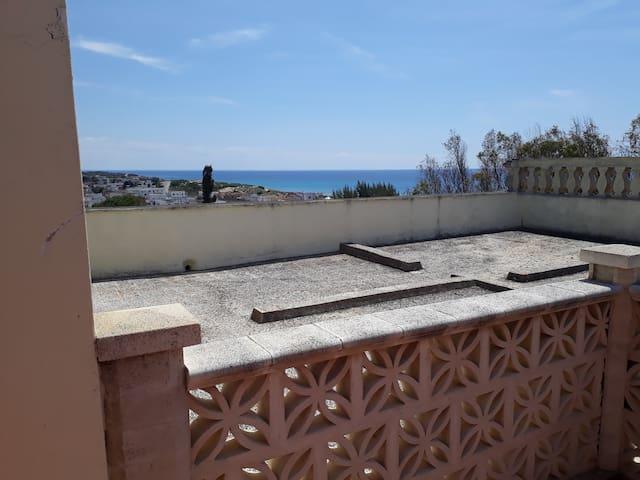 L'Attico del Seminario con veranda panoramica