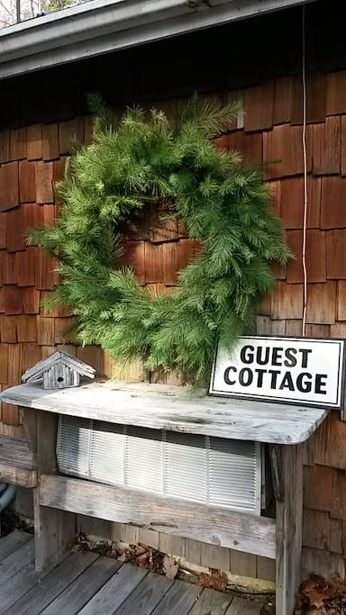 The property is decorated and ready to welcome you for the Holidays!