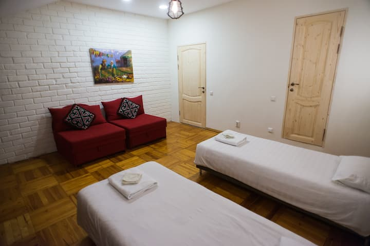 Southside Bed and Breakfast Kyrgyz Room