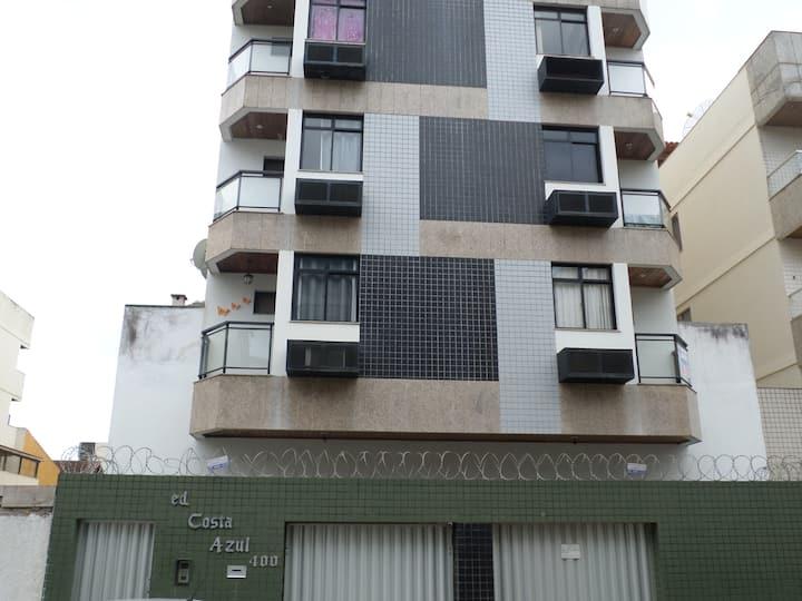 Apartamento temporada Guarapari, 2 quatos P. Morro