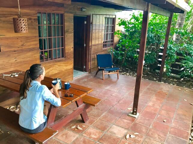 Casita w/garden in San Juan del Sur