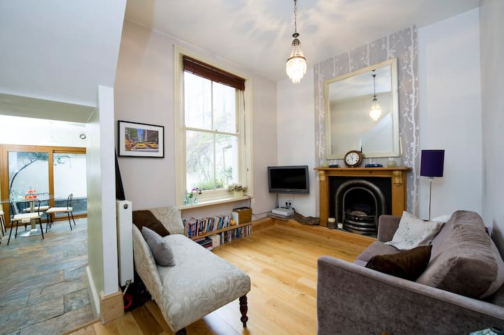 Outstanding location- NOTTING HILL Flat WithGARDEN