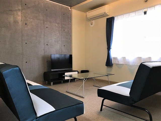 8 minutes walk from Kita 18 sta.Design apartment!
