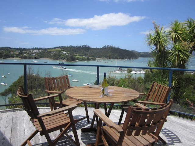 Crows Nest Villas, Opua - Sails - Opua