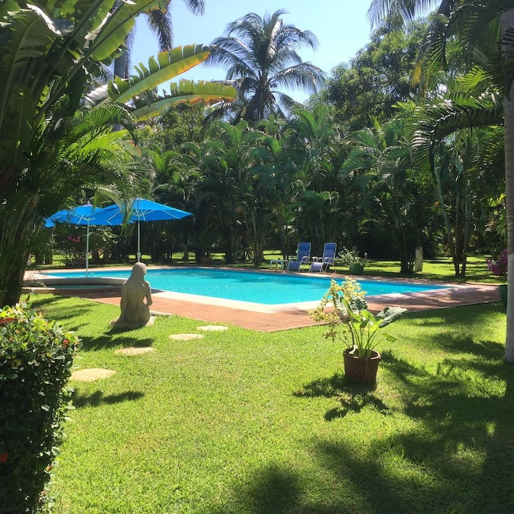 Villa Quetzal - Family stay