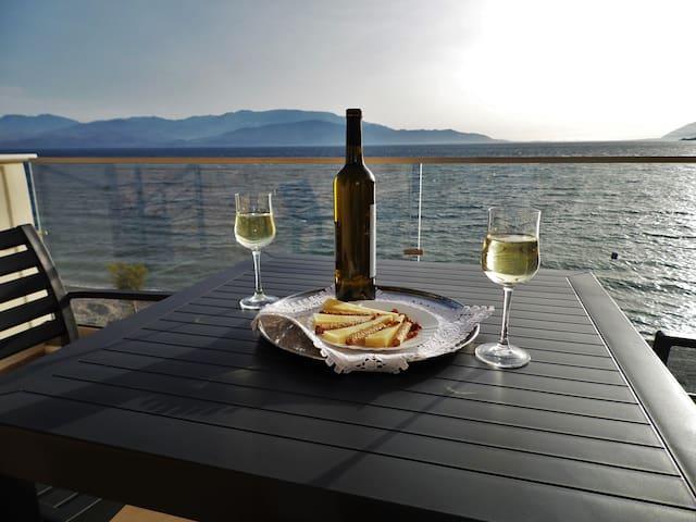Villa Thalassa - Luxury by the Sea - House 2 - Sergoula - Villa