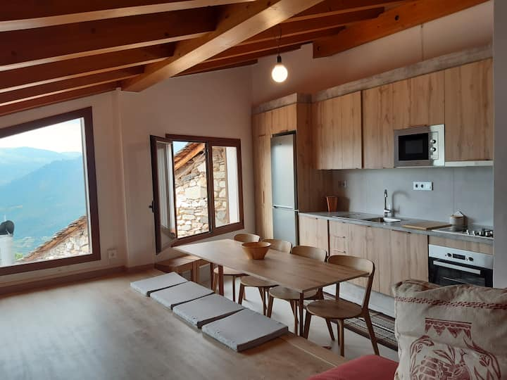 Charming house in the heart of the Pyrenees