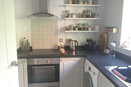 House with garden & views - High Wycombe - Apartment