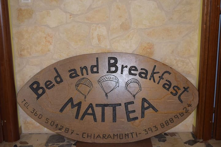 B&B Mattea - Chiaramonti - Dom