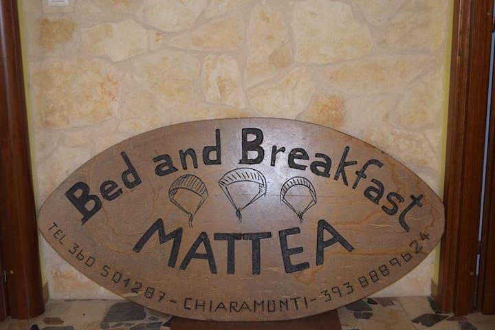 B&B Mattea - Chiaramonti - House