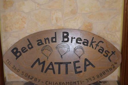 B&B Mattea - Chiaramonti - Hus