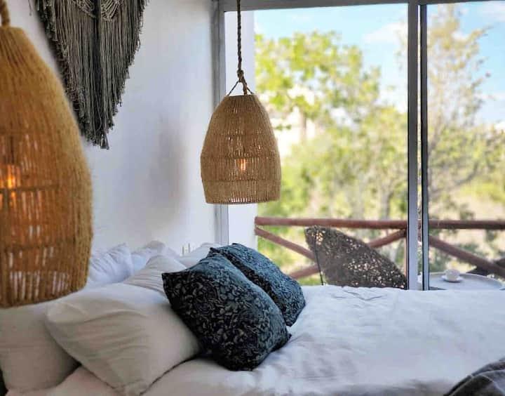 Sanyama Holbox! Brand new spacious rooms in Holbox