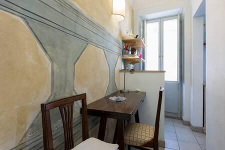 confortevolissimo studio nel cuore di Perugia
