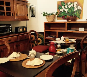 Casa muy tranquila en pleno centro - Curicó - Bed & Breakfast