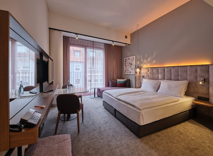 Adina Apartment Hotel Nuremberg - Studio