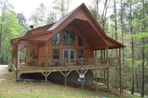 Rivers Edge Cabin