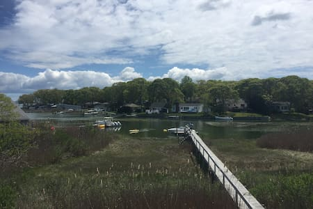 Waterfront 3BR house near Vineyards - Southold