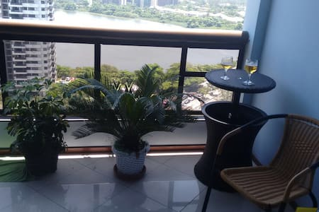Excelente Vista da Barra da Tijuca - Rio de Janeiro - Apartmen