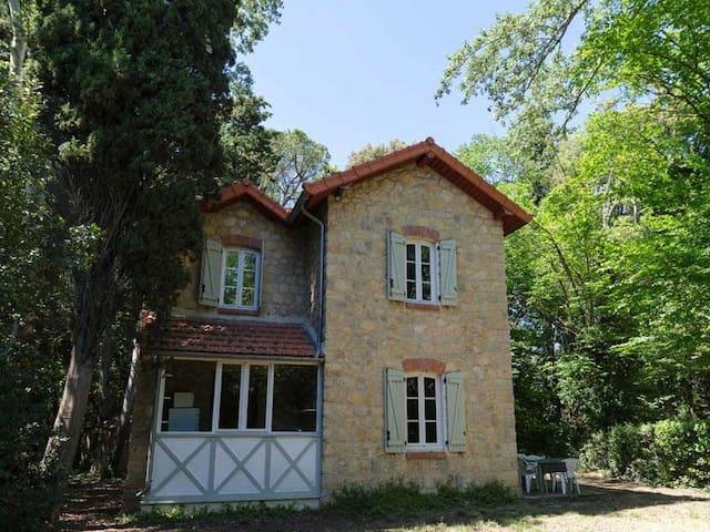 Apartment-Villa-Ensuite with Shower-Garden View-Le Pavillon de Chasse