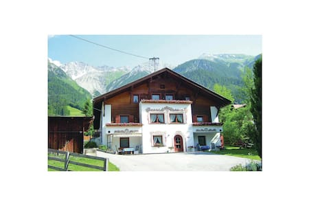 Holiday apartment with 1 bedroom on 36m² in Pettneu am Arlberg