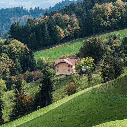 Chalberweid, Naturwellness, Ruhe und Erholung