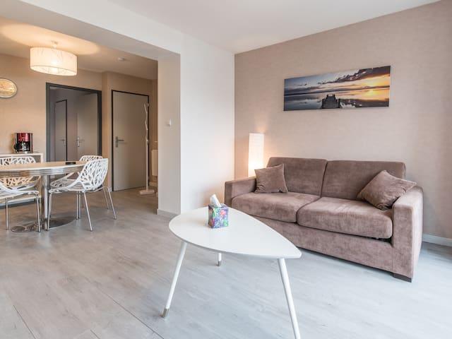 Au Cœur De La Ville - Le Balcon Des Moulins - Bourgoin-Jallieu - Appartement