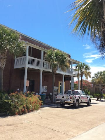 "Slice of Apalachicola Suites, ""Mill Pond"" - Apalachicola - Apartment"