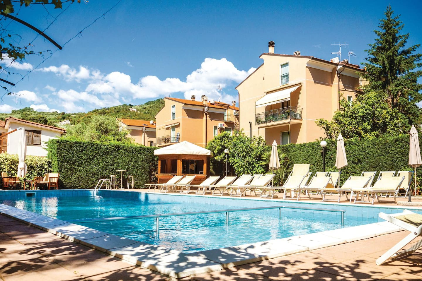 Holiday apartment with 1 bedroom on 45m² in Pietra Ligure -SV-