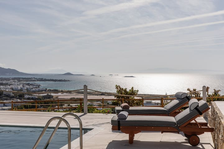 MYTHOLOGY VILLA | 2 BDR SEA VIEW WITH PRIVATE POOL