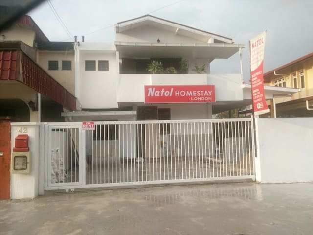 Its home sweet home  hotel style of holiday rental - Kuching - House