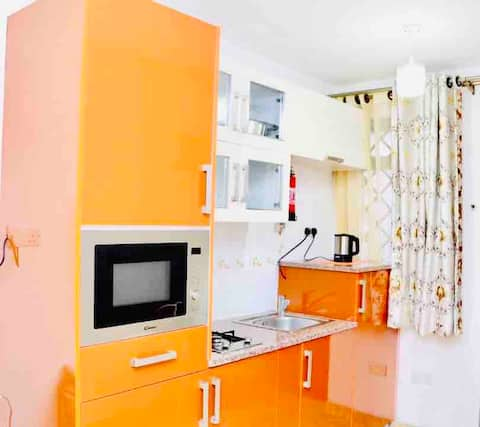 SecureServiced Entebbe Apartment 7min from Airport
