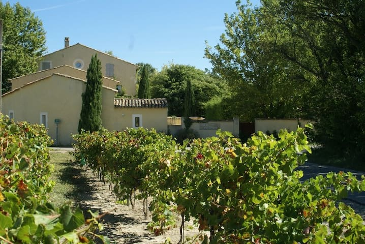 Studio Luberon - charming 18th provencal Farmhouse - Le Thor - Flat