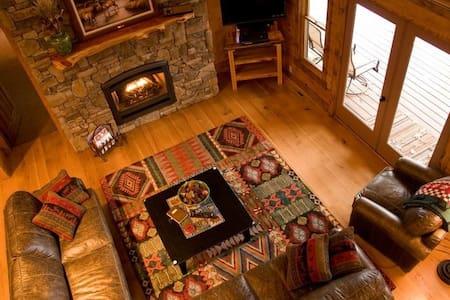 Sundance at Fern Mountain 6 Bedroom Mountain Home - Somerset - Departamento