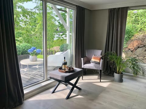 Beautiful apartment in Bygdøy