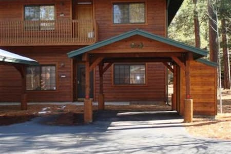 Beautifully-Furnished 3BR, 2BA condo in the pines. - Navajo County