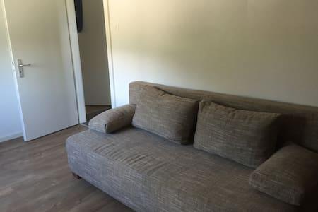 Chambre - Massongex - Apartmen