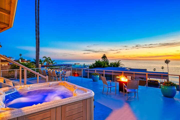 FAMOUS SAND VIEWS-203 SPA HAVEN IN SAN CLEMENTE