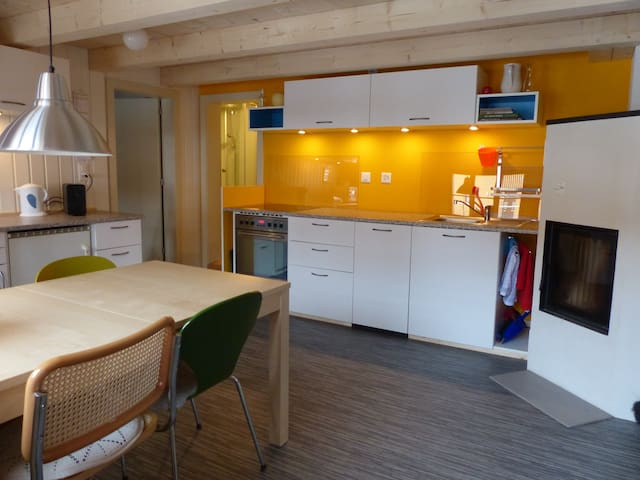 Alpenblick west - Frutigen - Apartment