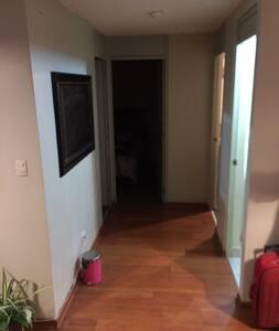 Departamento 3 habitaciones/ambientes compartidos