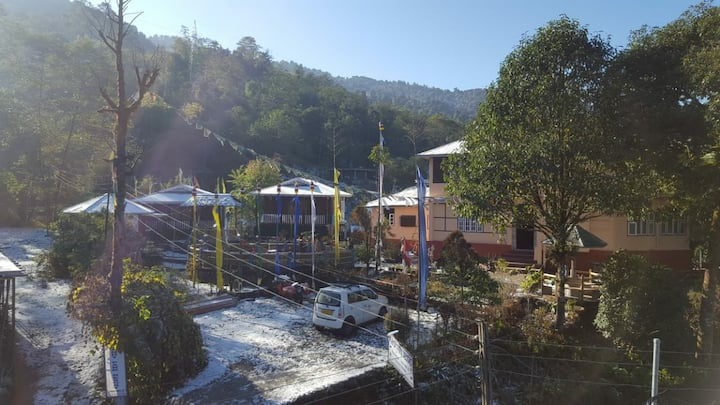 Candy park resort