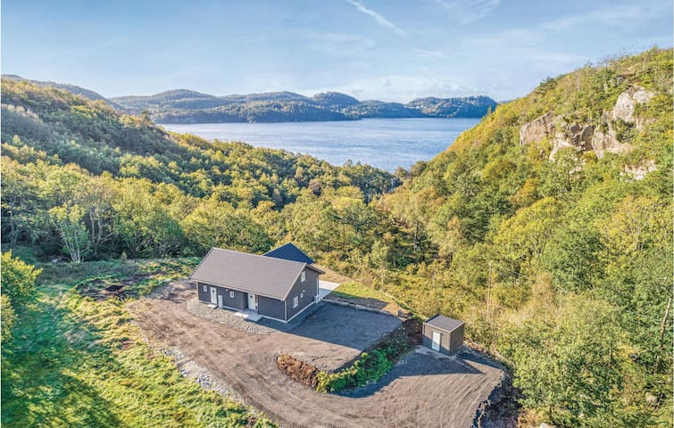 Holiday cottage with 4 bedrooms on 120m² in Farsund