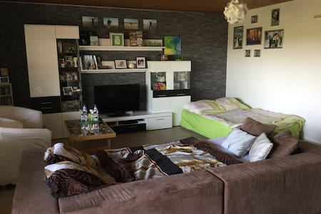 Great, big room near to Heidelberg - Meckesheim - Apartment - 2