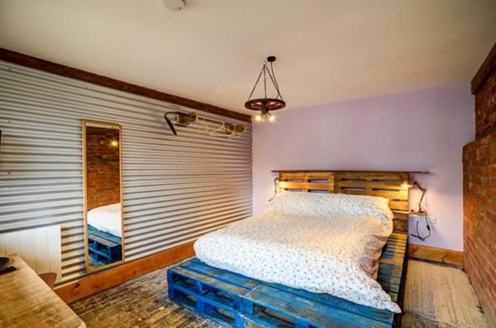 Private Room at Farm Location