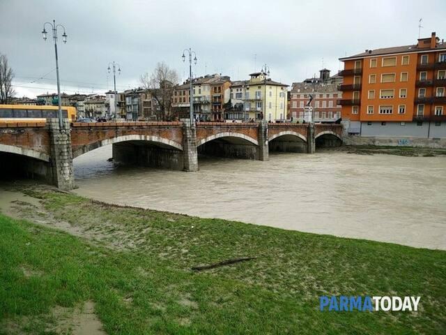 Nel centro di Parma