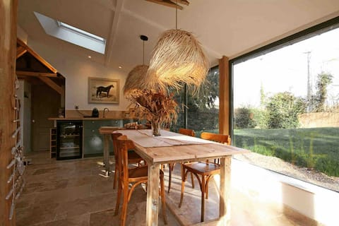The Normand loft with heated swimming pool