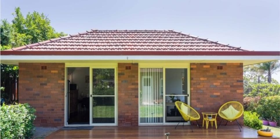 Self Contained Two Bedroom Accommodation.