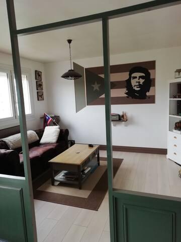 Armada - Appartement lumineux et spacieux