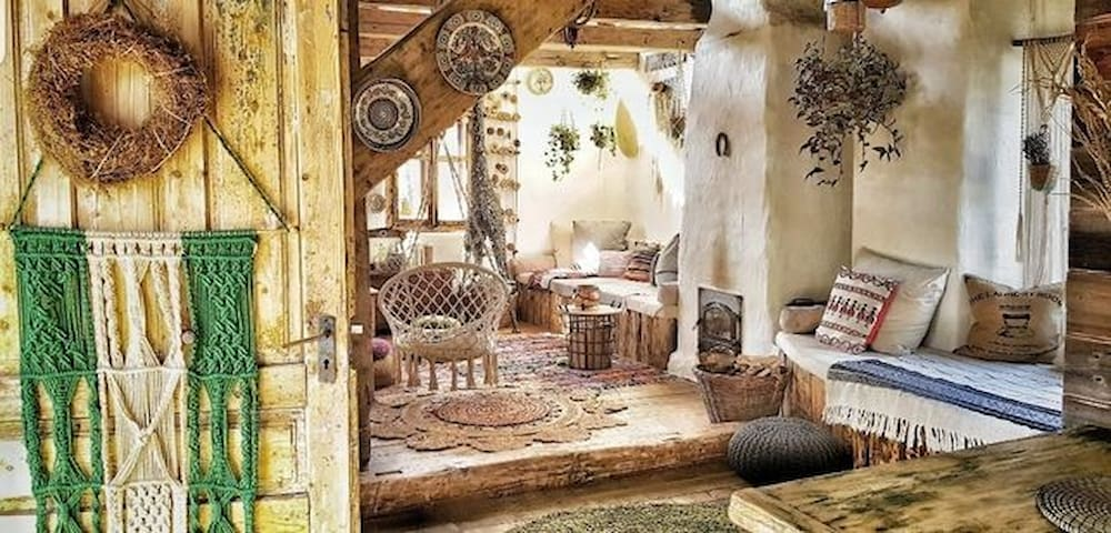 Simple and cozy in the middle of Transylvania