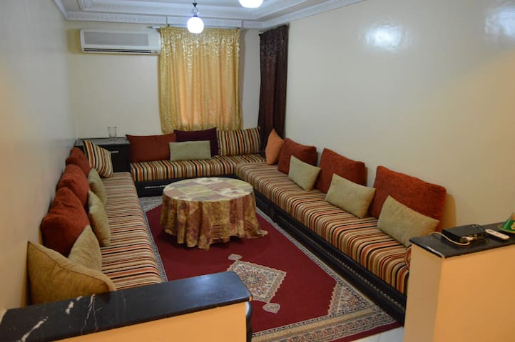 Two Bedroom Apartment In Gueliz, Marrakech. - Marrakesch - Wohnung